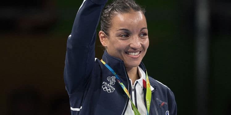Sarah Ourahmoune championne boxe
