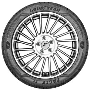 Pneu intelligent Goodyear
