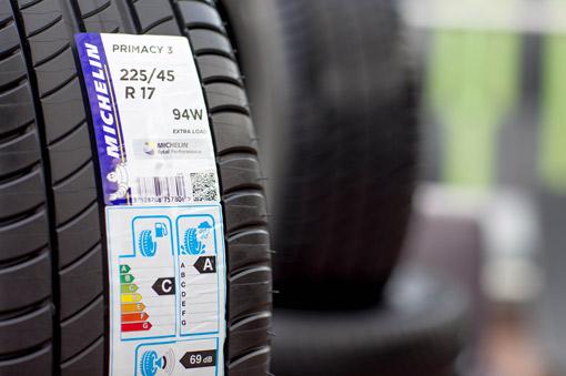 Caractéristiques des pneus