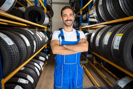 Vendeurs et sites marchands de pneus