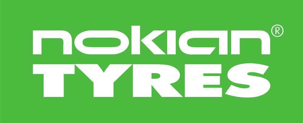 Logo de la marque Nokian