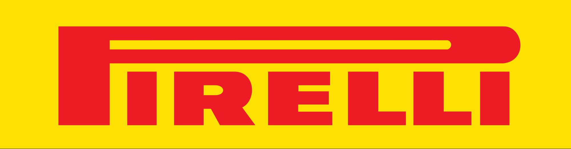 Logo de la marque Pirelli