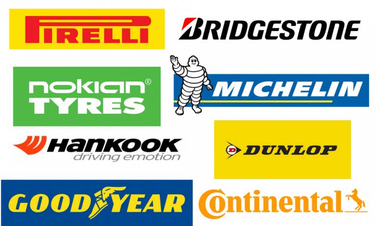 Les marques de pneus Premium