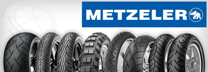 La gamme de pneus moto Metzeler