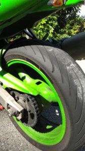 pneu moto routier sportif Michelin Pilot Power 3