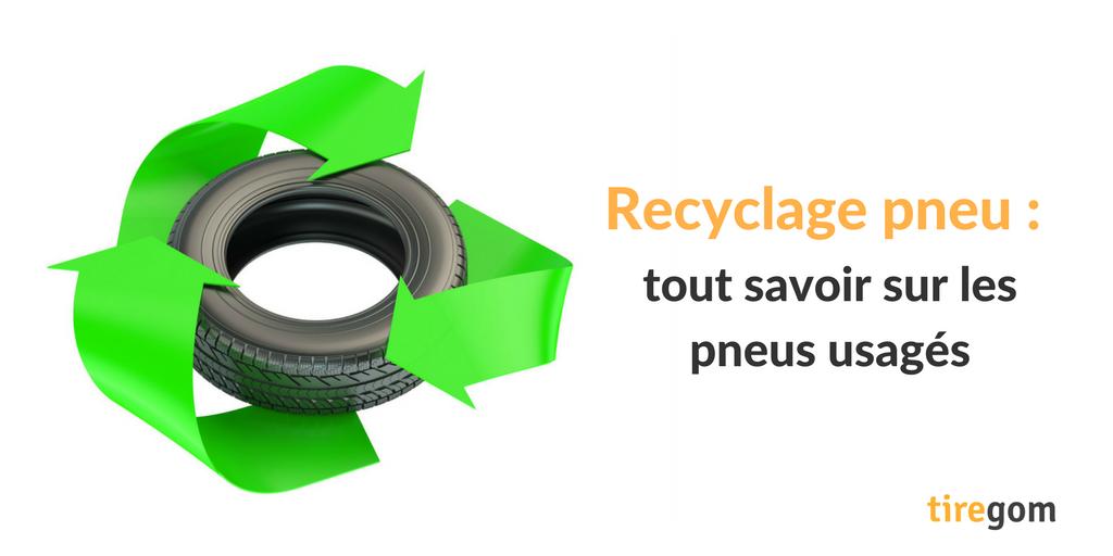 recyclage pneu tout savoir sur les pneus usag s tiregom. Black Bedroom Furniture Sets. Home Design Ideas