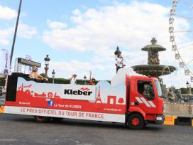 Kleber : fournisseur officiel du Tour de France 2016